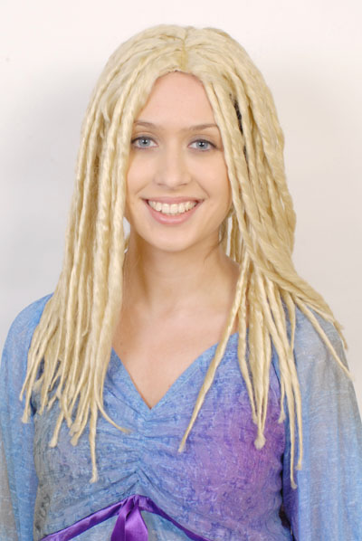 Blonde Dreadlock Wig 71