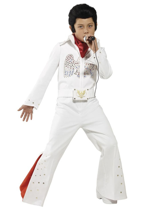 BOYS ELVIS EAGLE COSTUME