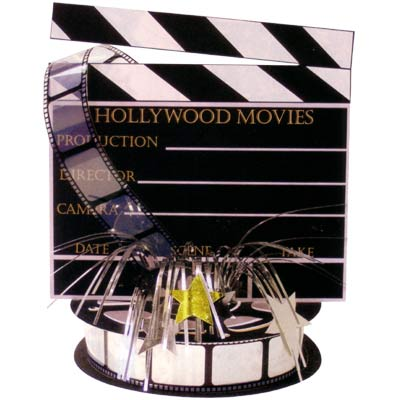Image of Film Movie Set Centrepiece