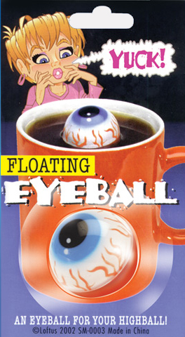 FLOATING EYEBALLS PACK OF 2