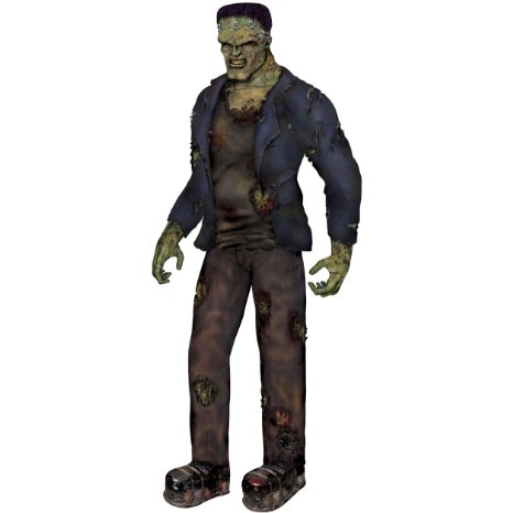 FRANKENSTEIN LIFE SIZE JOINTED FIGURE