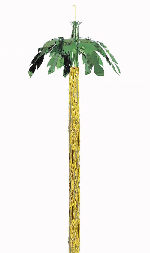 Image of Gigantic Hanging Foil Palm Tree