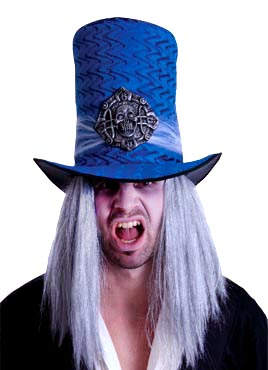 Image of Grave Diggers Hat  Blue