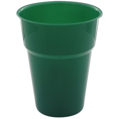 DISPOSABLE CUPS - GREEN PACK 25
