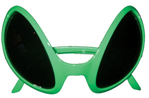Image of Alien Glasses