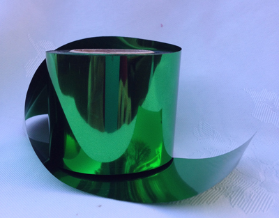 STREAMER - GREEN METALLIC