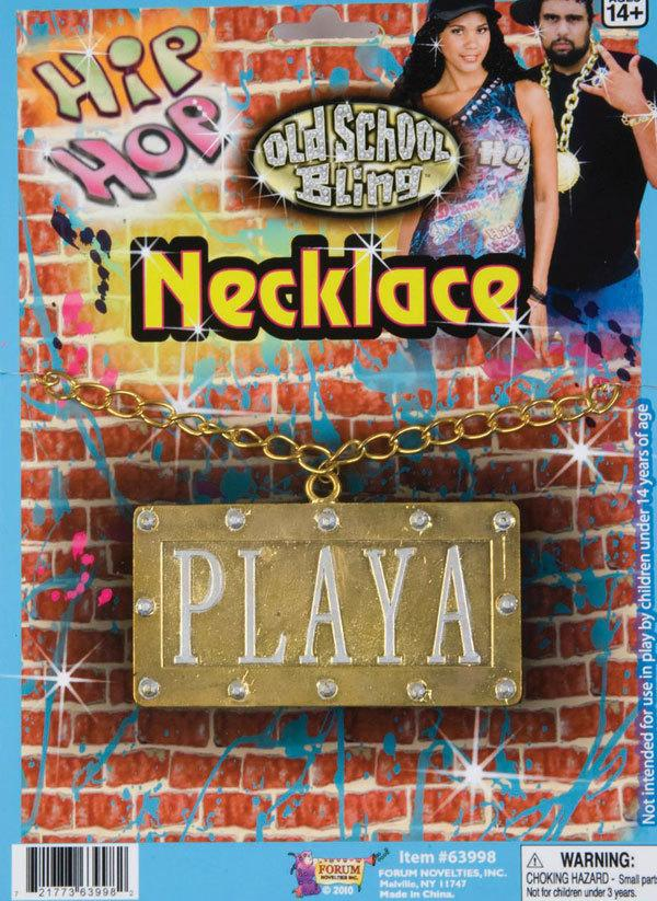 BLING NECKLACE - PLAYA