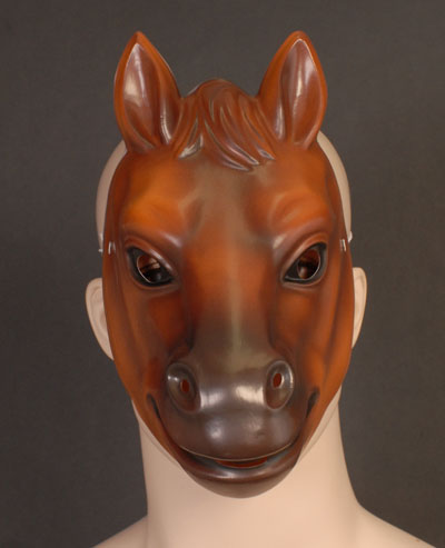 MASK - FULL FACE HORSE