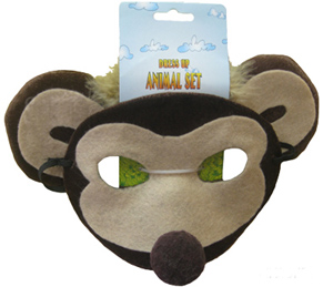 HEADBAND & MASK SET - MONKEY