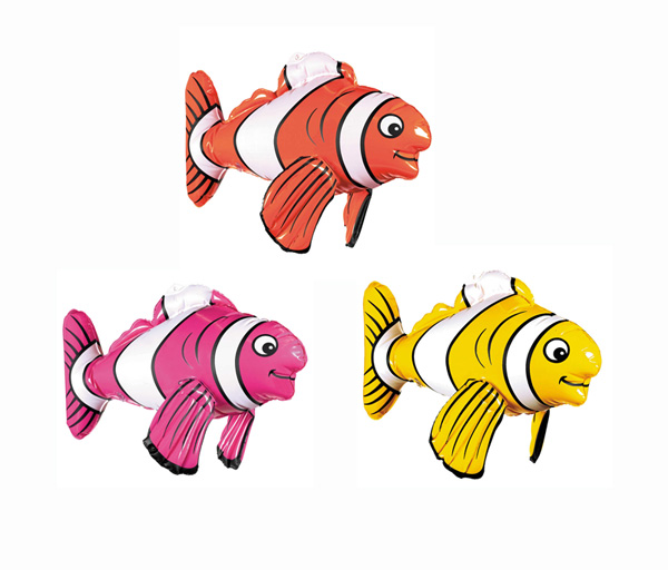 INFLATABLE FISH LARGE - PACK OF 1