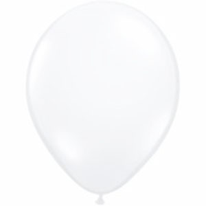 BALLOONS LATEX - DIAMOND CLEAR JEWEL TONE PROFESSIONAL PK 100