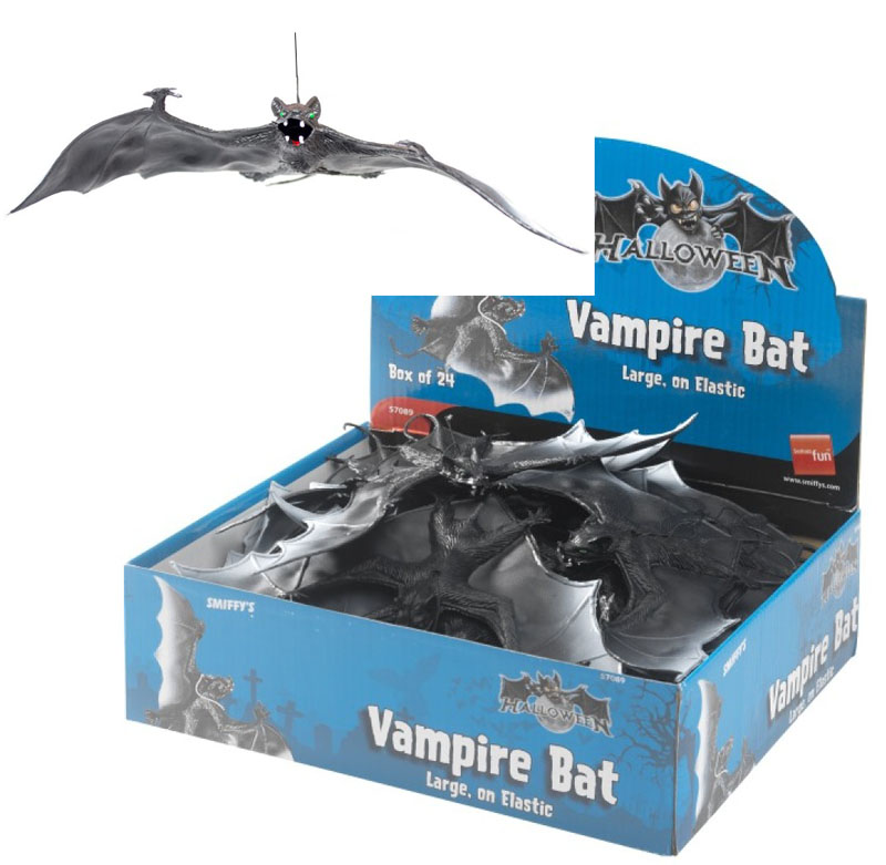 FLYING  VAMPIRE BAT - 23CM
