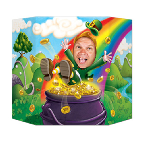 LEPRECHAUN ST PATRICK'S DAY PHOTO PROP