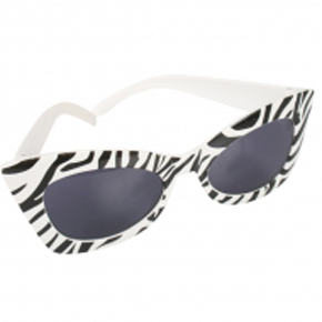 MARILYN ZEBRA GLASSES