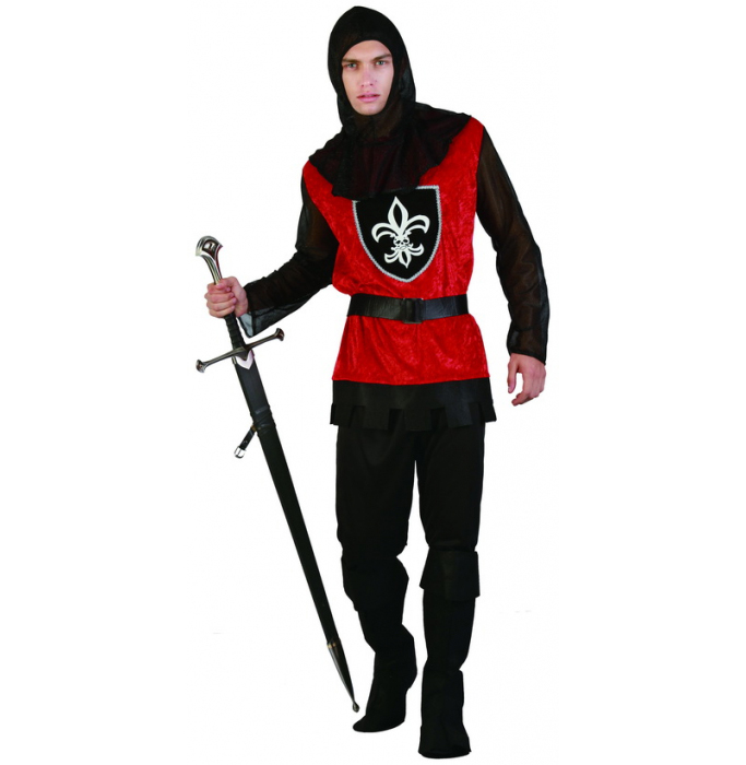 MEDIEVAL TABARD KNIGHTS COSTUME