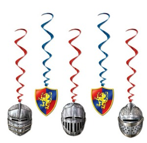 Image of Medieval Whirls Pack 5