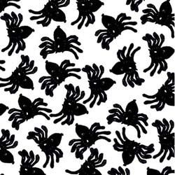 MINI SPIDERS - PACK OF 50