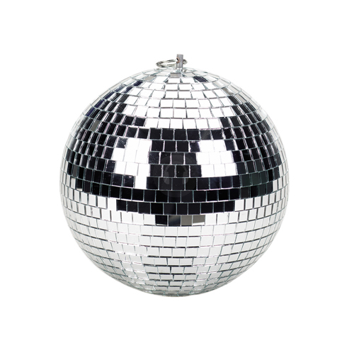 DISCO BALL - MIRRORED 20CM