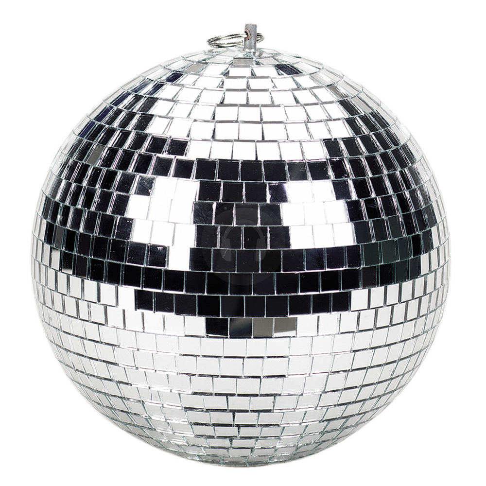 DISCO BALL - MIRRORED 30CM