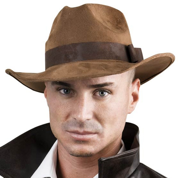 INDIANA JONES BROWN HAT