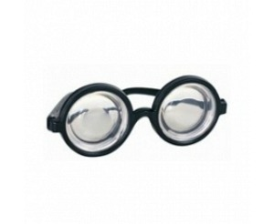 Image of Book Worm/nerd Glasses