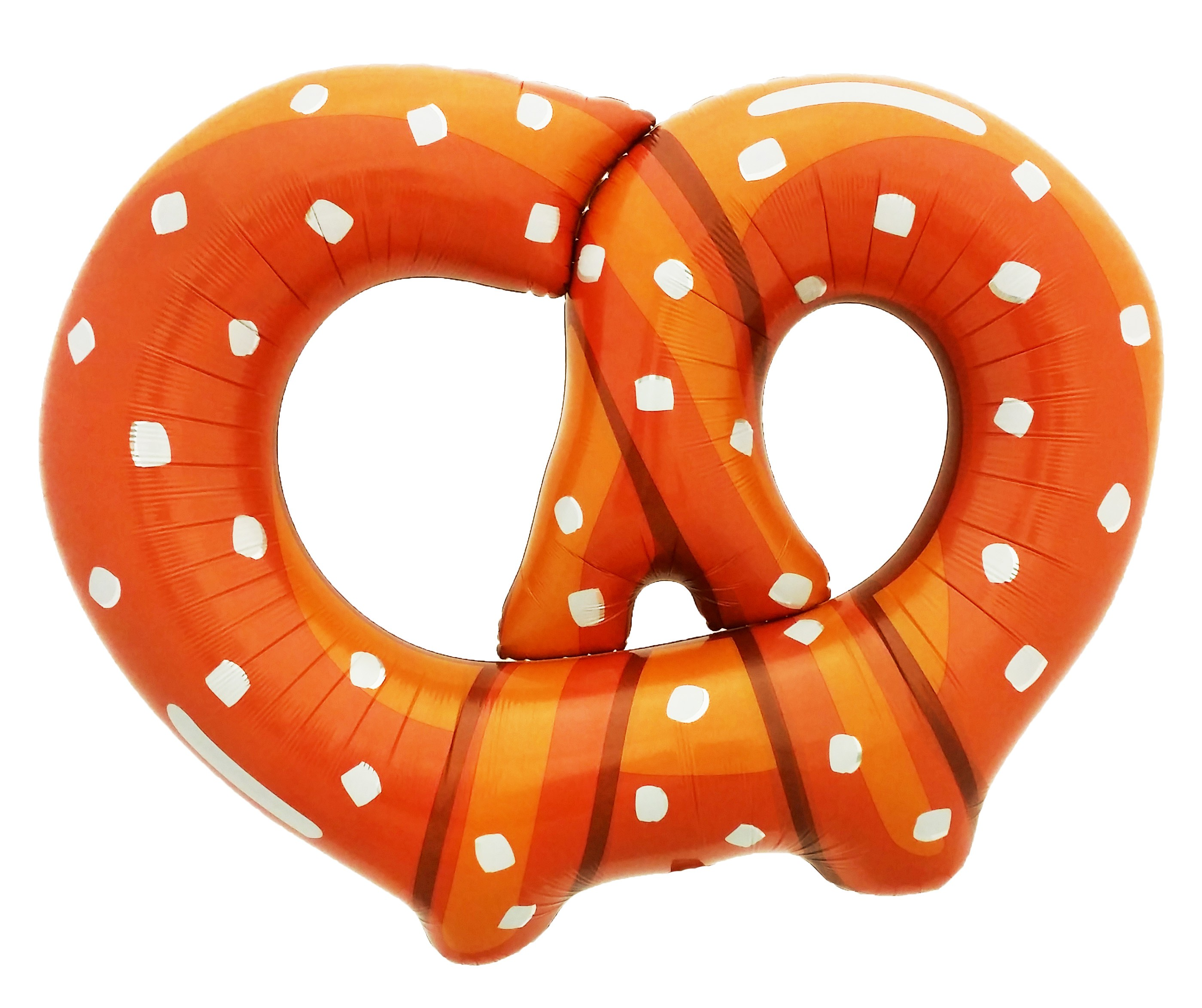 FOIL SUPER SHAPE BALLOON - PRETZEL