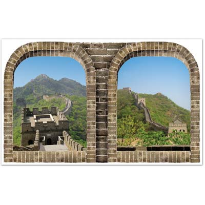 INSTA VIEW - GREAT WALL OF CHINA