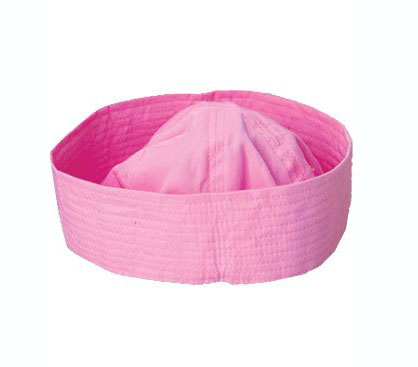 Image of Sailors Hat  Hot Pink Gob