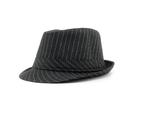 Image of Fedora/havana Type Pinstripe Hat