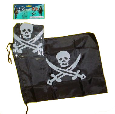 SMALL PIRATE FLAG 50CM x 30CM