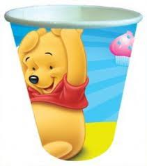 WINNIE THE POOH - CUPS