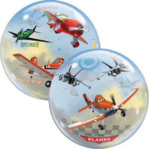 BUBBLE BALLOON - DISNEY PLANES