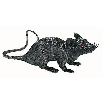 RAT - LARGE BLACK PLASTIC