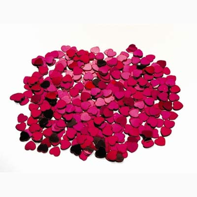 HEART TABLE SCATTERS - CHOOSE COLOURS HERE