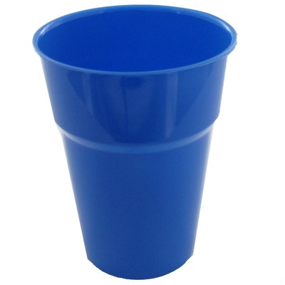 DISPOSABLE CUPS - BLUE PACK 25