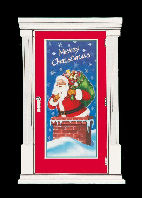 SANTA PARTY DOOR COVER