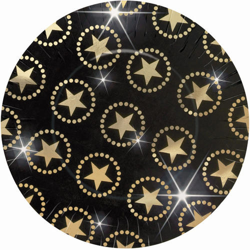 STAR ATTRACTION LARGE PLATES - PACK 8