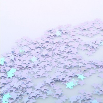 TABLE SCATTERS - IRIDESCENT STARS