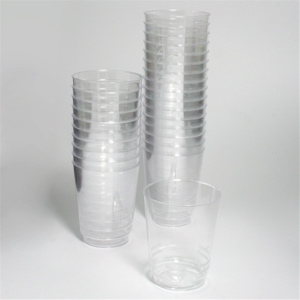 SHOT GLASSES CLEAR 30ML - PACK 40