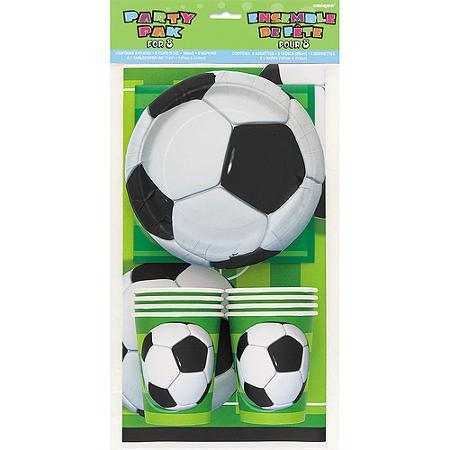 SOCCER PARTY PACK OF 25