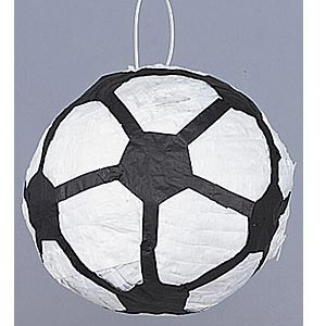Image of Soccer Ball Pinata