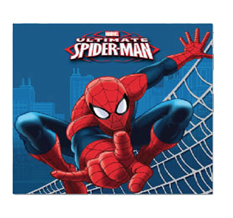 SPIDERMAN ULTIMATE NAPKINS PACK OF 16