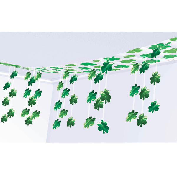 SHAMROCK CEILING DECORATION