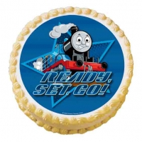 THOMAS THE TANK ENGINE EDIBLE ICING