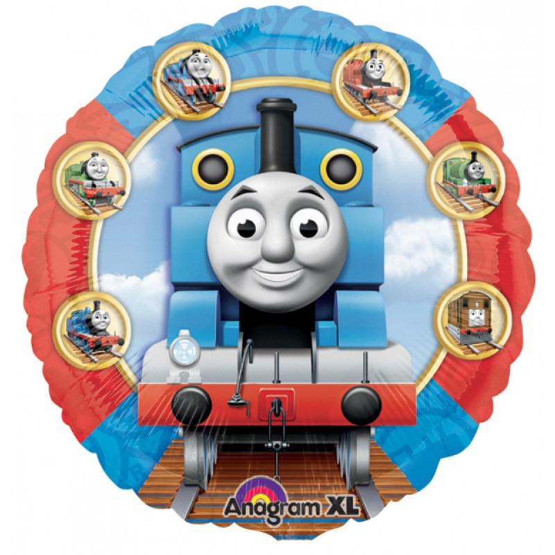 FOIL BALLOON - THOMAS THE TANK ENGINE