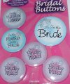 BRIDAL BADGES FOR HENS NIGHT