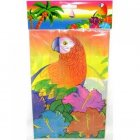 TROPICAL PARROT TABLECOVER