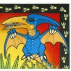 DINOSAUR PARTY NAPKINS PACK OF 16 - 3 Left Only