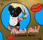 FRENCH MAID INFLATABLE APRON - 2 LEFT ONLY