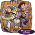 FOIL BALLOON - TOY STORY PRISMATIC SQUARE